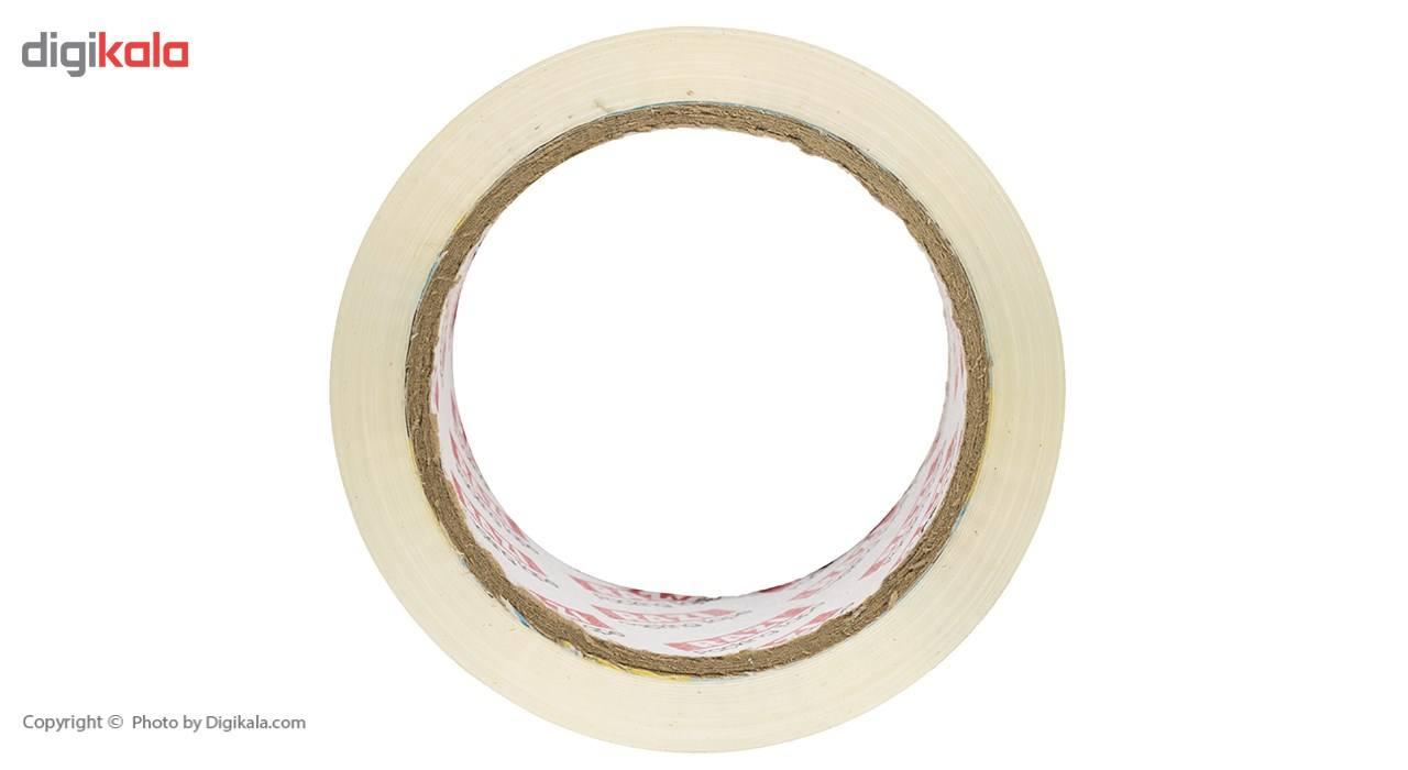 نوار چسب رازی پهنای 4.8 سانتی متر - بسته 6 عددی