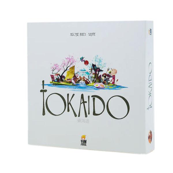 بازی فکری فان فورج مدل Tokaido - 5th Anniversary Edition کد 5301