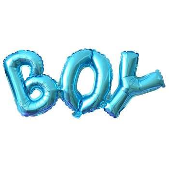 بادکنک فویلی بانیبو مدل Boy سایز 150