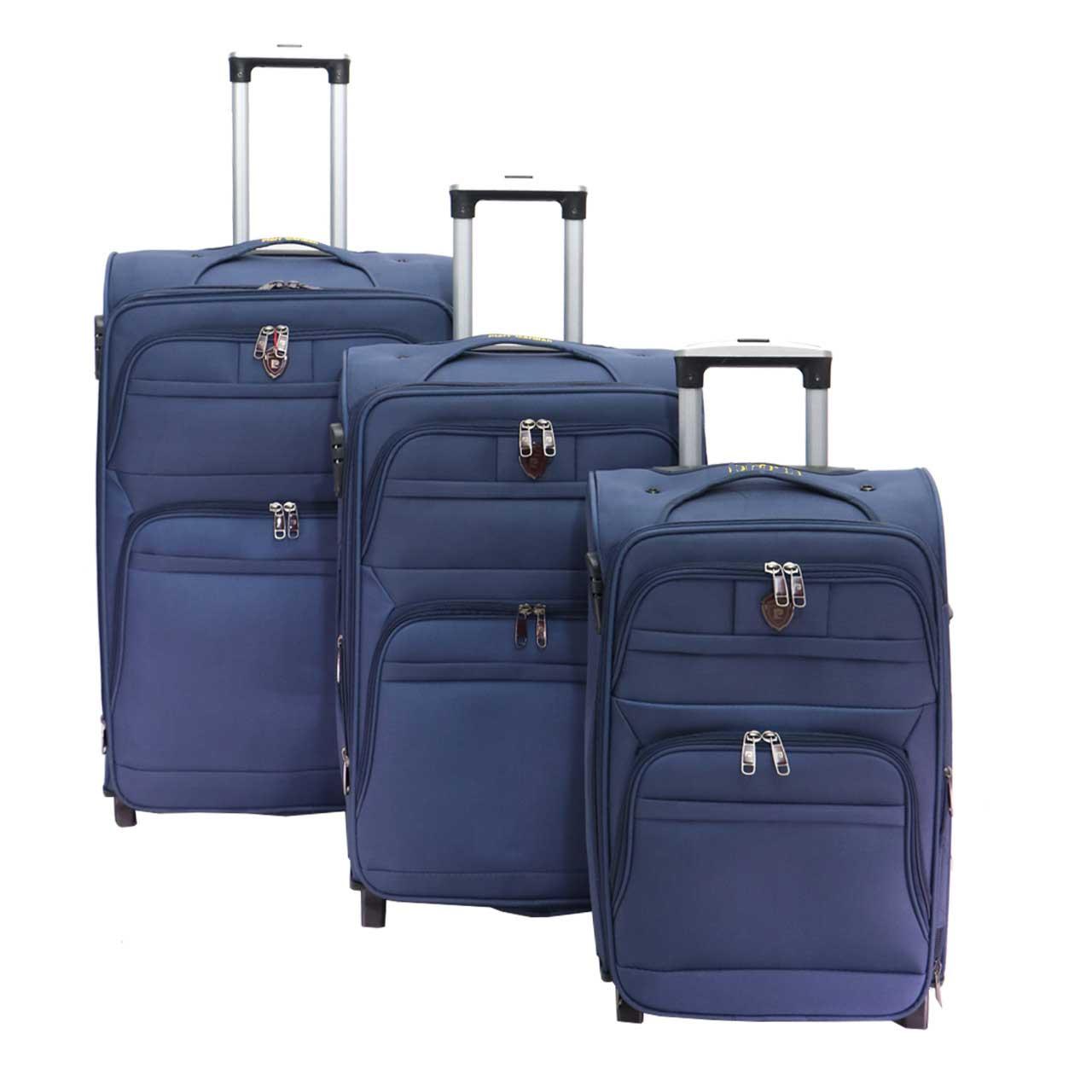 مجموعه سه عددی چمدان نوآکسیا مدل 105