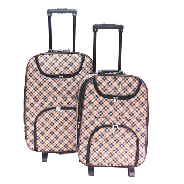مجموعه دو عددی چمدان لودان مدل GU 01