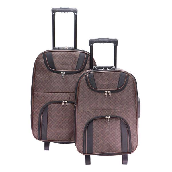مجموعه دو عددی چمدان لودان مدل GU 022