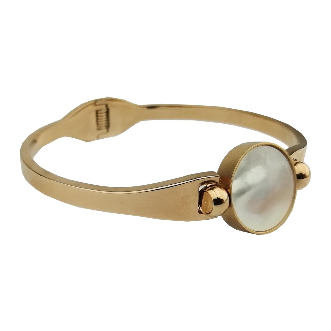 دستبند النگويي دوحالته كد 180050 تک سایز