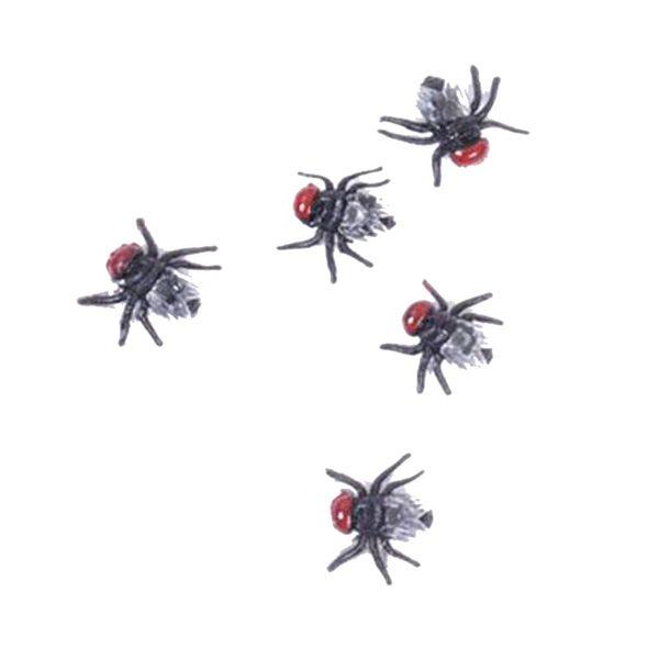ابزار شوخی مدل بسته حشرات مصنوعی مگس