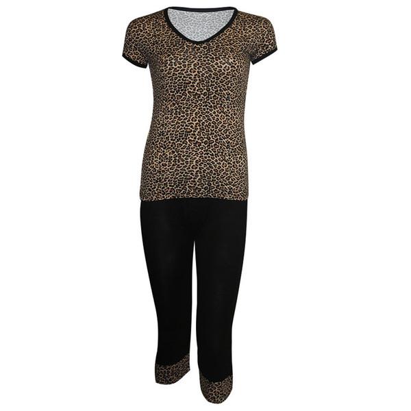 ست تی شرت شلوارک زنانه S&S کد 3350