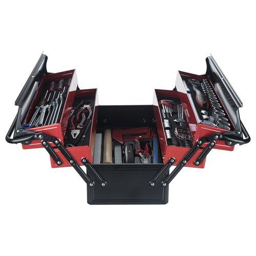 مجموعه 93 عددی ابزار جی تی تی مدل CG-493TS
