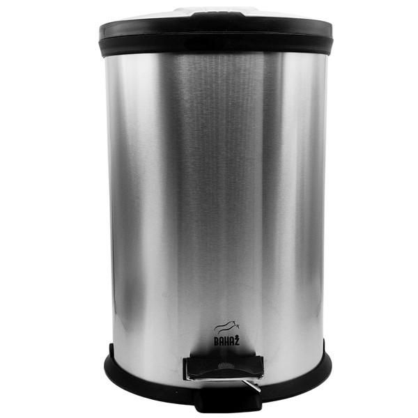 سطل زباله پدالی پدالدار بهاز کالا مدل A.M 508 ظرفیت 20 لیتری