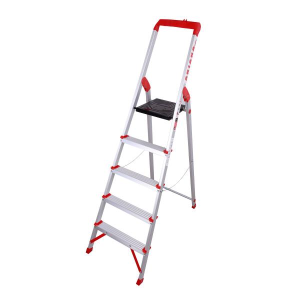 نردبان 5 پله آلوم راد مدل آریانا