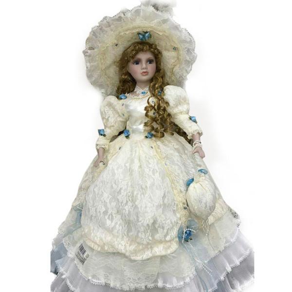 عروسک سرامیکی پرنسس مدل ۲۲۱۱۰