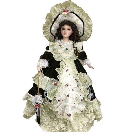 عروسک سرامیکی پرنسس مدل ۲۲۱۱۱