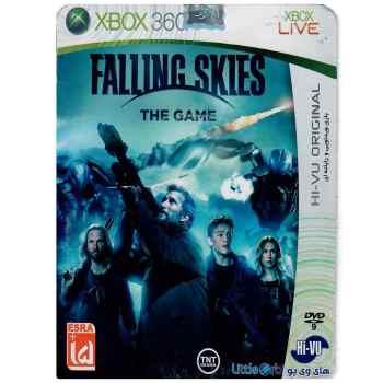 بازی Falling Skies مخصوص ایکس باکس 360