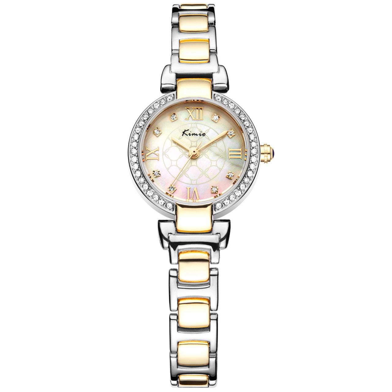 ساعت مچی عقربه ای زنانه کیمیو مدل KW6113S-SG01 17