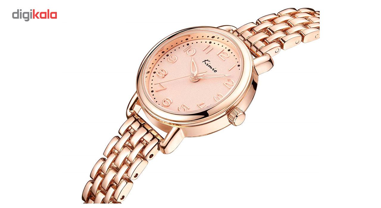 ساعت  زنانه کیمیو مدل K6228S-GZ1RRR