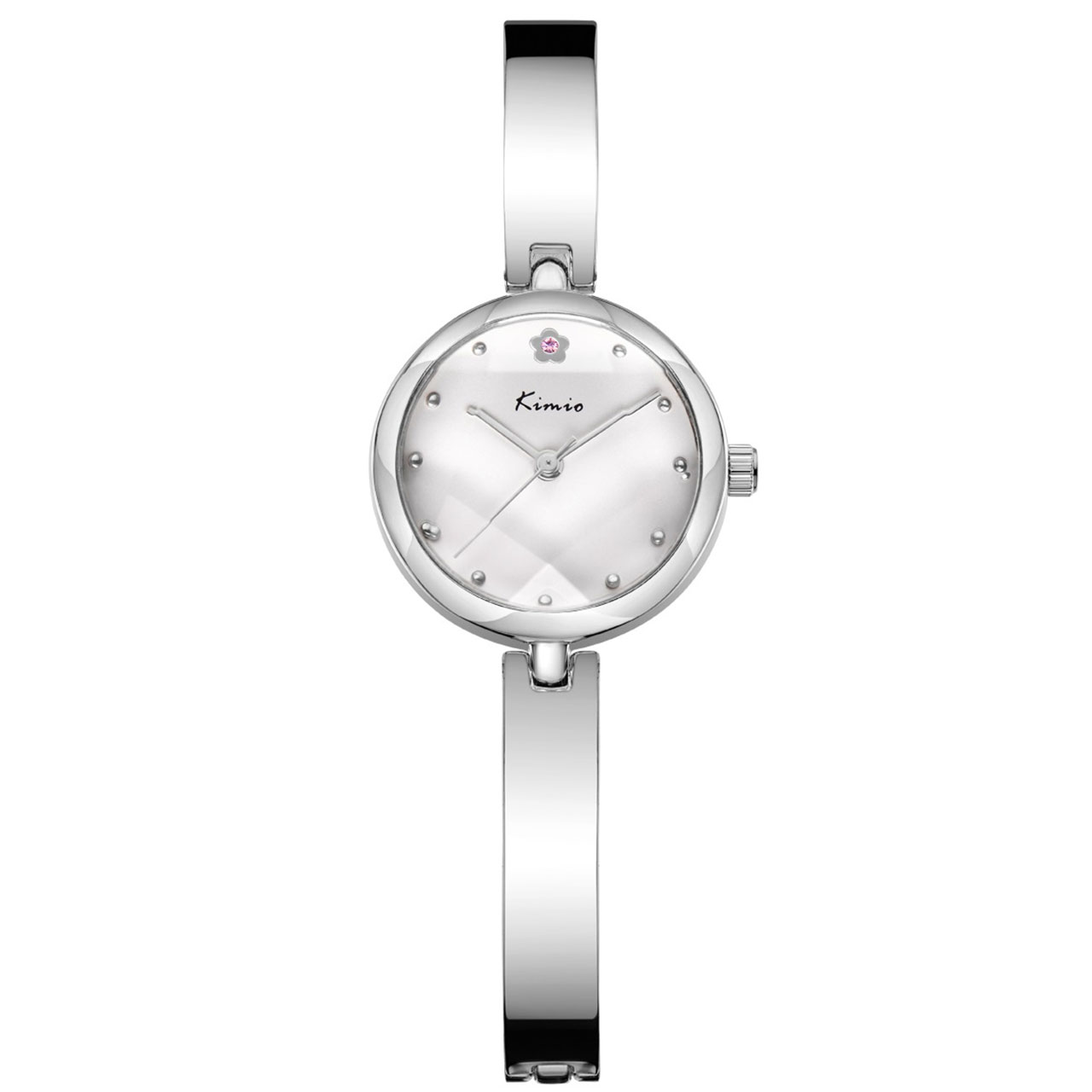 ساعت مچی عقربه ای زنانه کیمیو مدل K6211S-GD1WWW 23