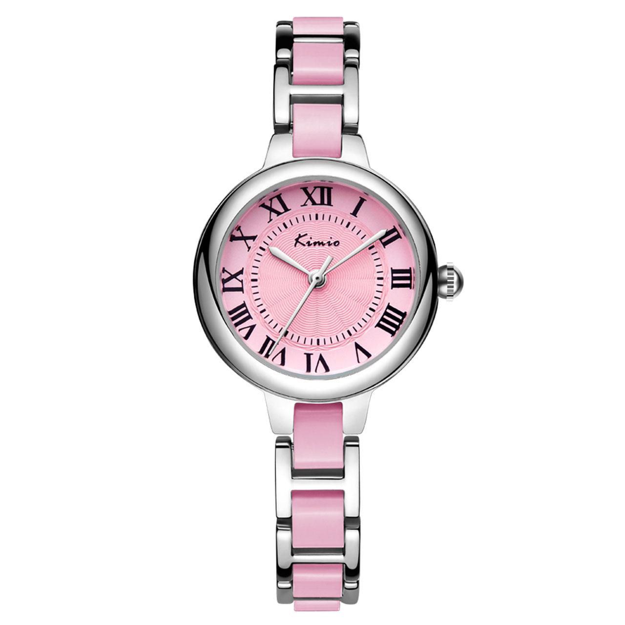 خرید ساعت مچی عقربهای زنانه کیمیو مدل K6150S-GL1WZL