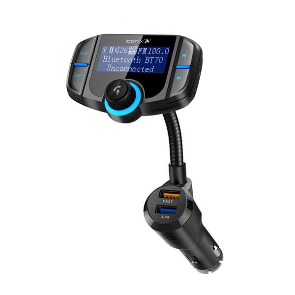 پخش کننده اف ام خودرو آیکونیکس مدل  IC-CM2022