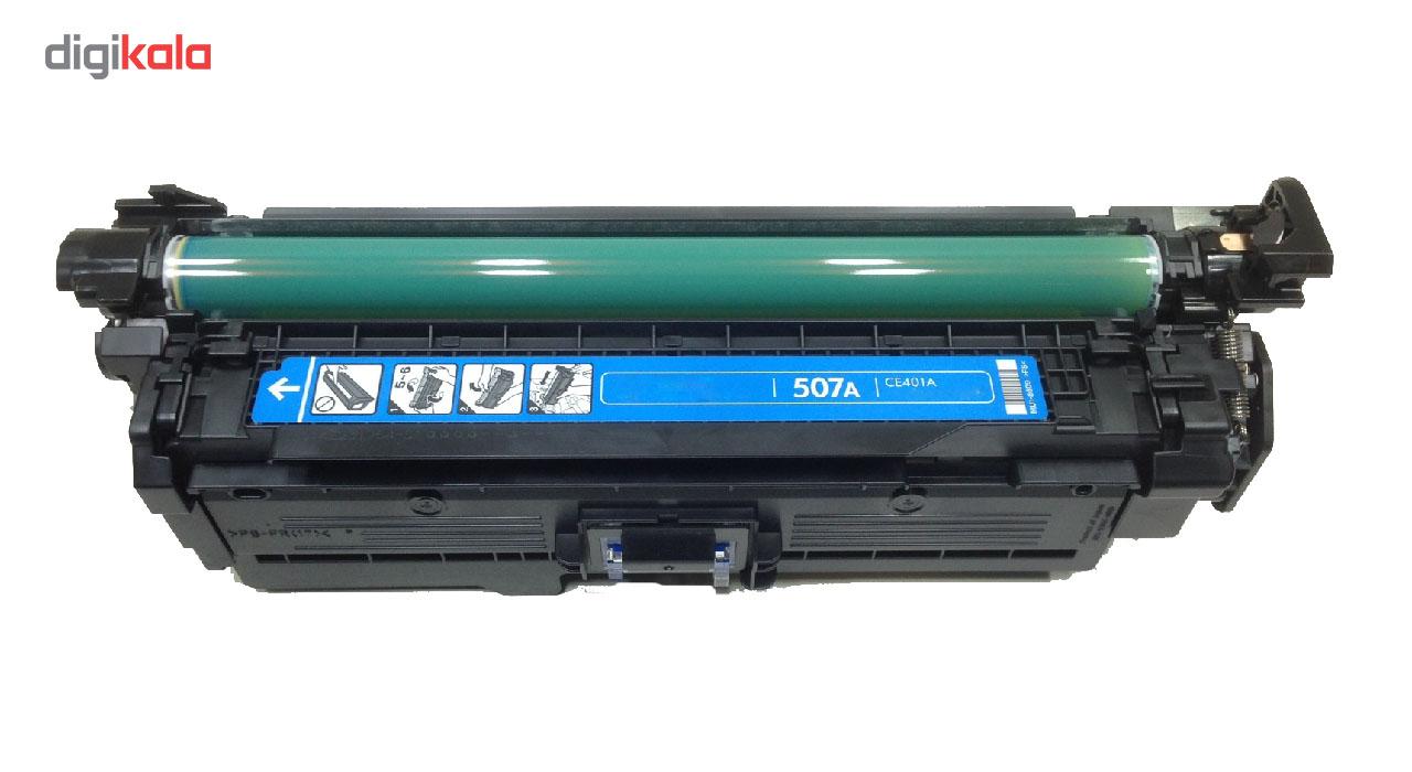 قیمت                      تونر آبی نیکا مدل 507A