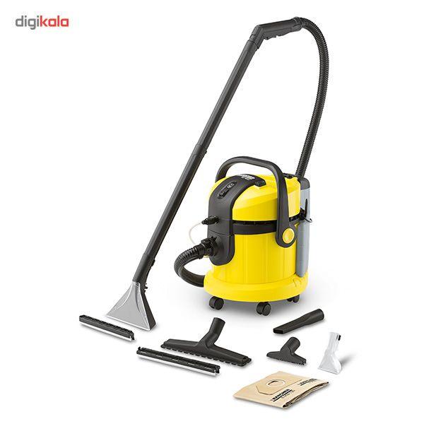 جاروبرقی آب و خاک کرشر مدل SE4002  Karcher SE4002 wet and dry vacuum cleaner