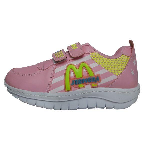 کفش ورزشی بچگانه لاماسو مدل M pink01