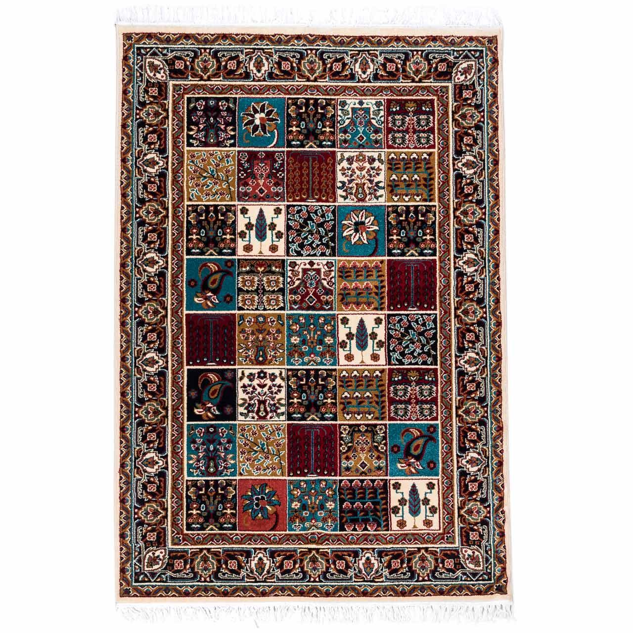 فرش ماشینی دنیای فرش کد 305