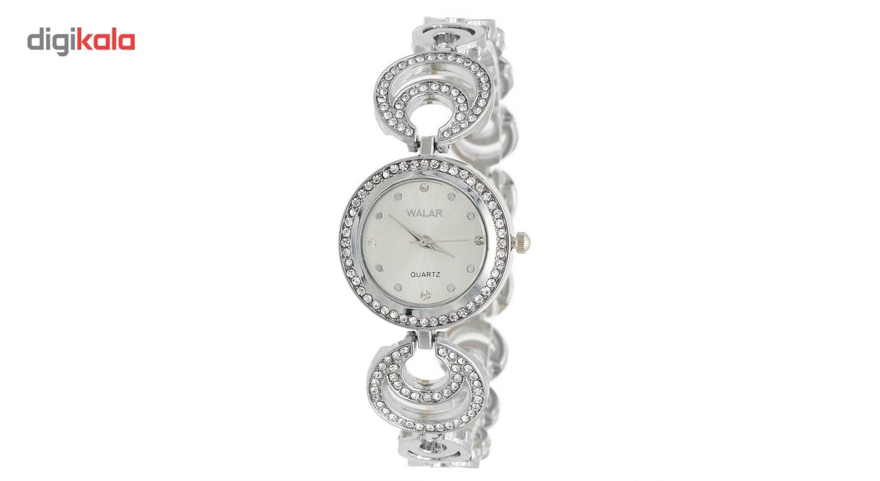 ساعت مچی عقربه ای زنانه والار مدل W1299