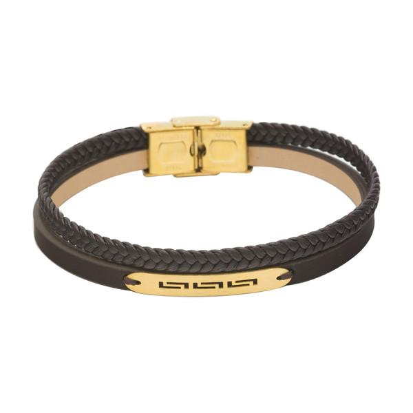 دستبند طلا 18 عیار سپیده گالری مدل SBL0088