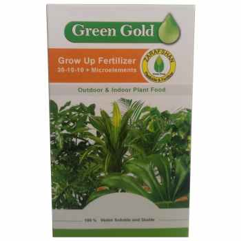 کود کامل پودری گرین گلد مدل 10-10-30 بسته 100 گرمی