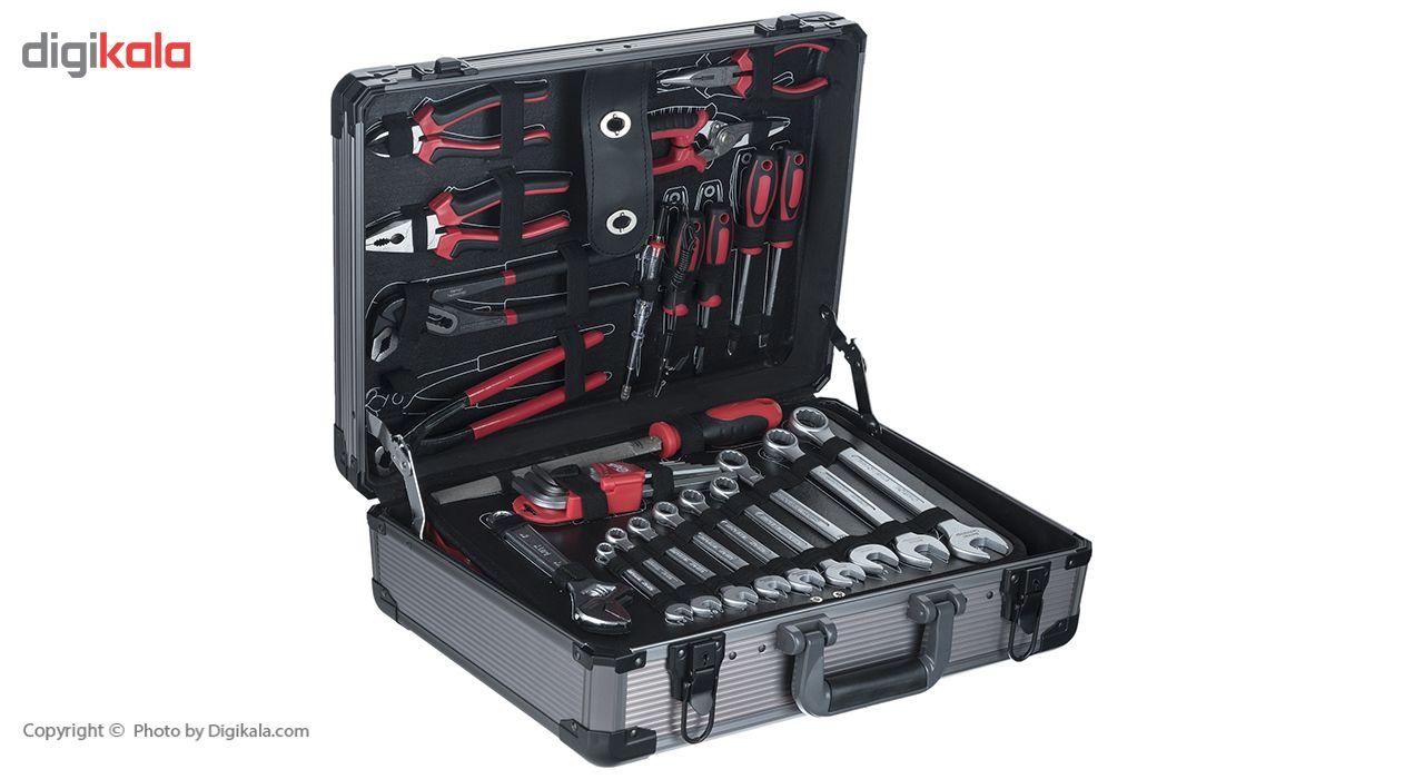 مجموعه 127 عددی ابزار جی تی تی مدل C127MAA main 1 1