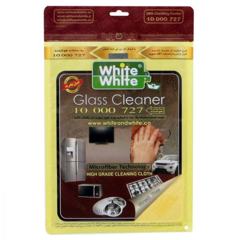 دستمال نظافت وایت اند وایت مدل  100