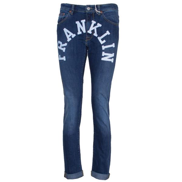 شلوار جین مردانه فرانکلین مارشال مدل شیکاگو کد 470
