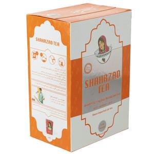 چای صبحانه معطر شهرزاد مقدار 500 گرم