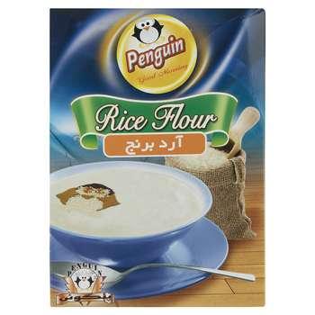 آرد برنج پنگوئن مقدار 300 گرم