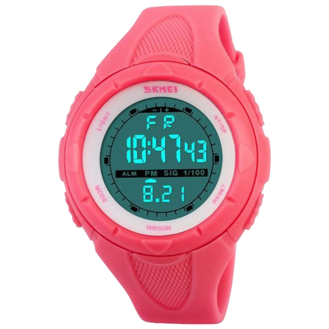 ساعت مچی دیجیتال زنانه اسکمی مدل 1074 50