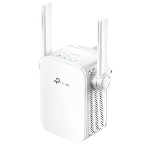 گسترش دهنده شبکه بیسیم دو بانده تی پی-لینک مدل RE305