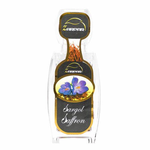 زعفران زرپر مقدار 3 گرم