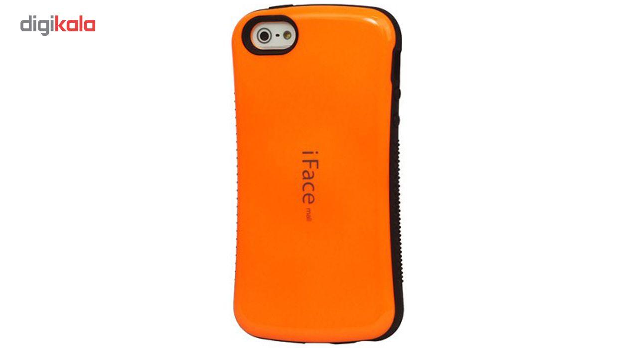 کاور آی فیس مدل Mall مناسب برای گوشی موبایل اپل آیفون 6/6S Plus main 1 2