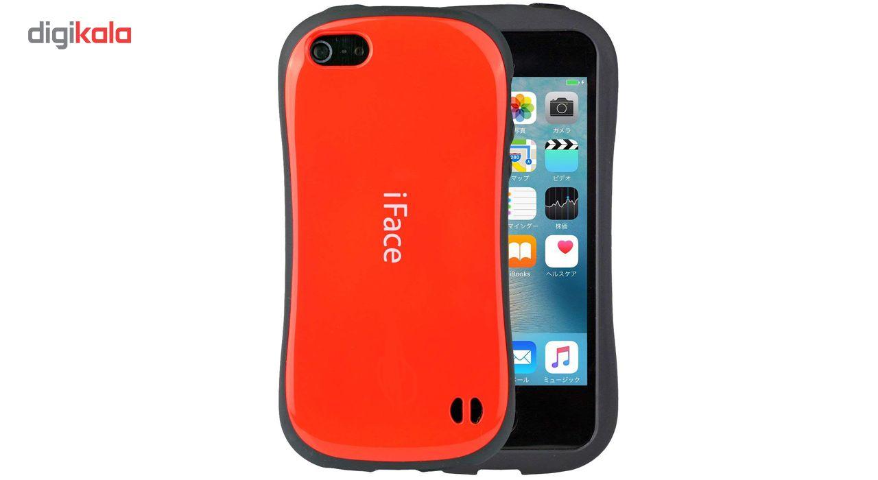 کاور آی فیس مدل Mall مناسب برای گوشی موبایل اپل آیفون 6/6S Plus main 1 4