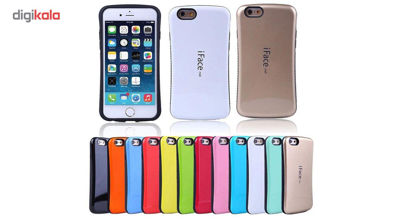 کاور آی فیس مدل Mall مناسب برای گوشی موبایل اپل آیفون 6/6S Plus main 1 6