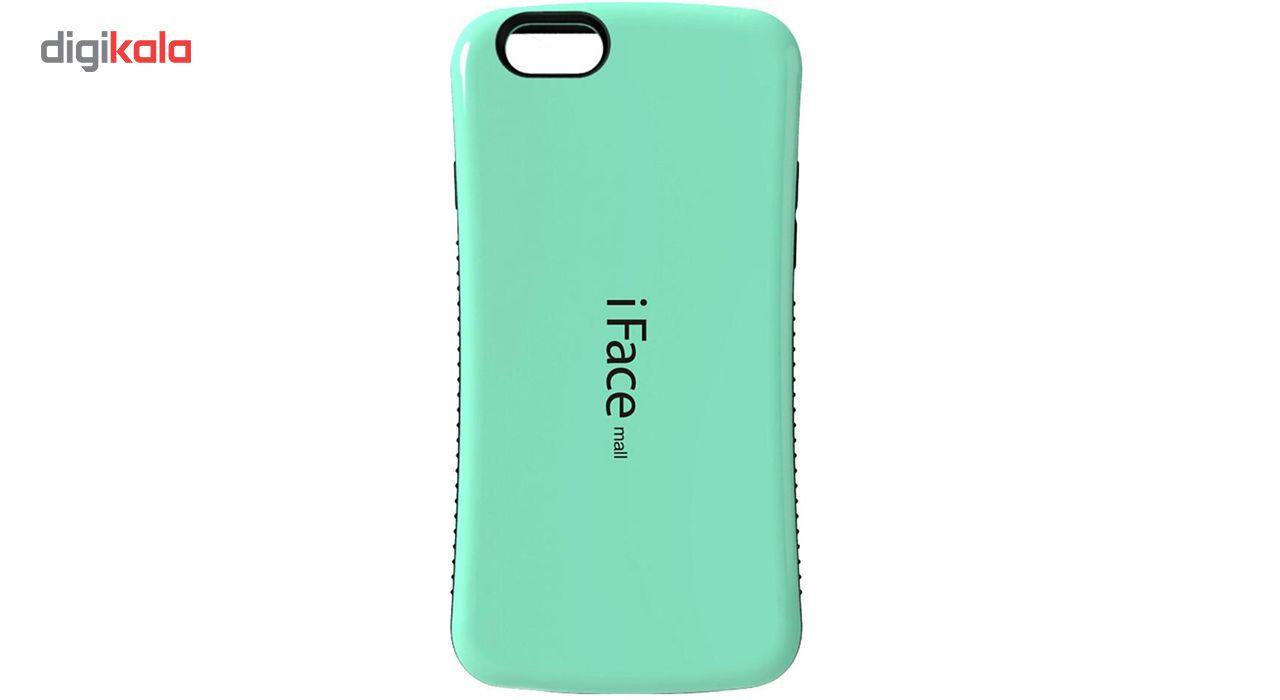 کاور آی فیس مدل Mall مناسب برای گوشی موبایل اپل آیفون 6/6S Plus main 1 8