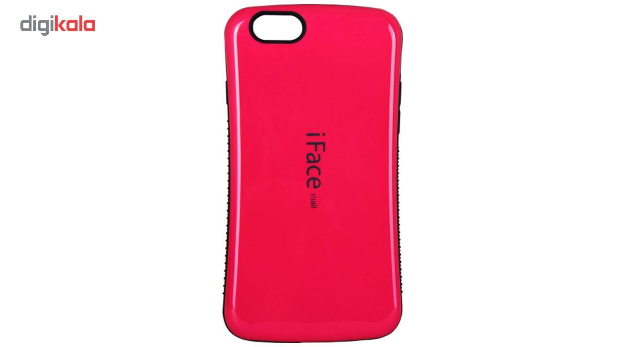 کاور آی فیس مدل Mall مناسب برای گوشی موبایل اپل آیفون 6/6S Plus main 1 1