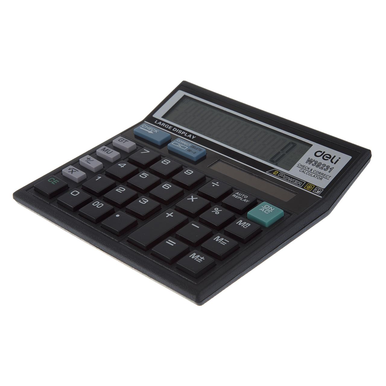ماشین حساب دلی مدل W39231