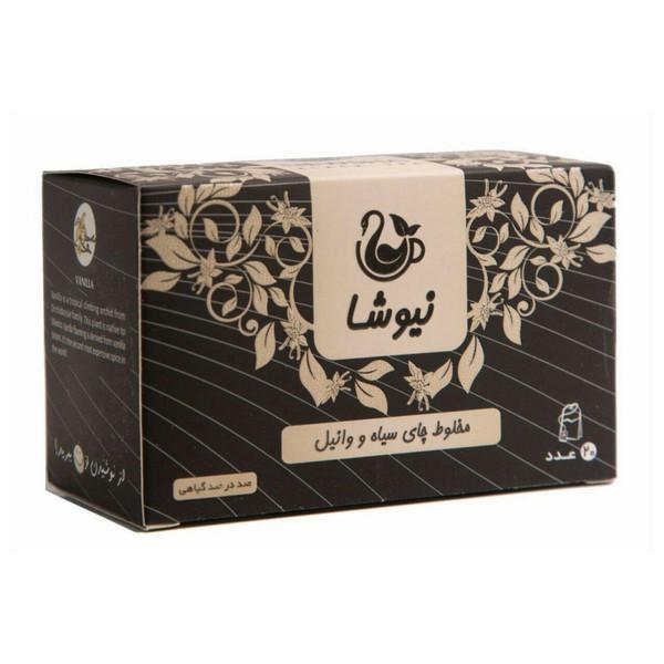 چای وانیل نیوشا مدل Vanilla