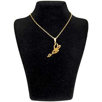 گردنبند آی جواهر طرح طاهره کد 1100107GE