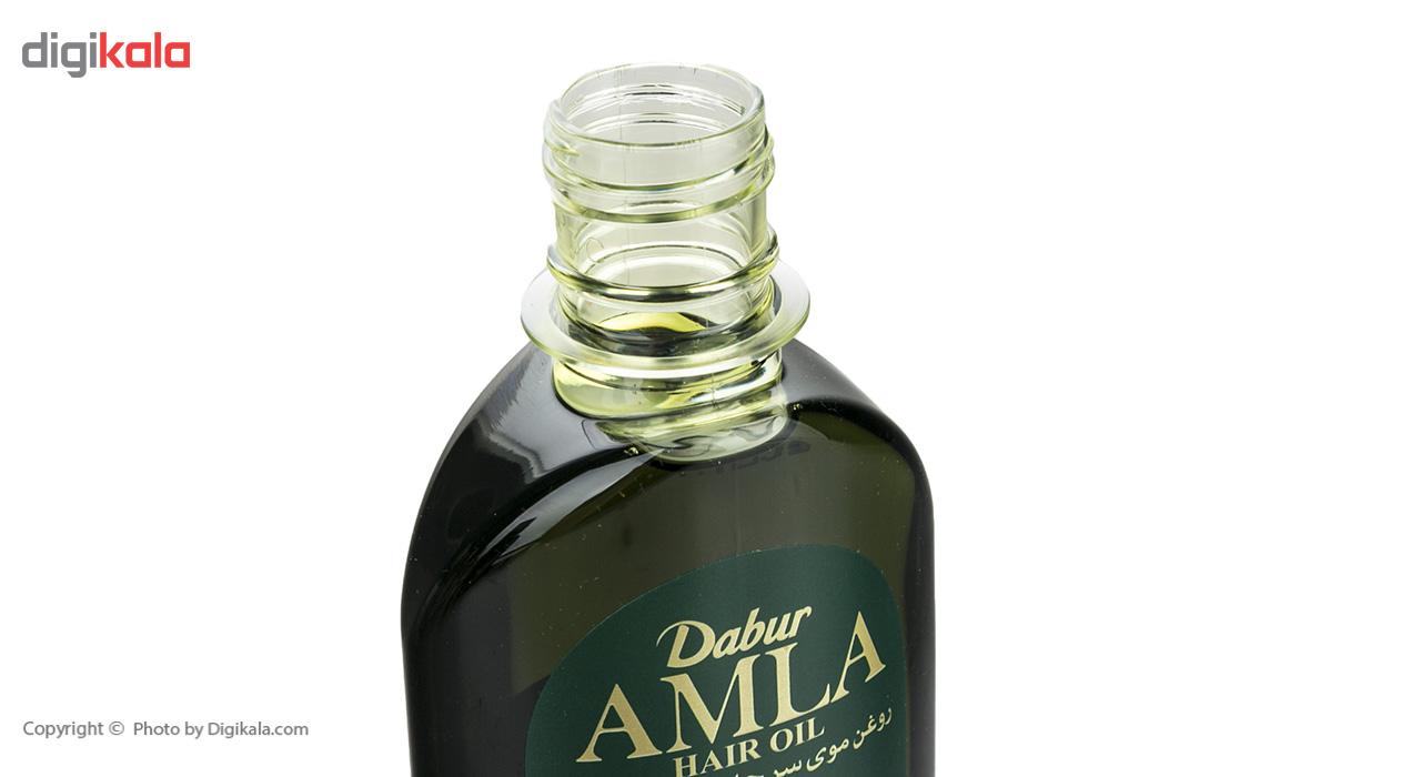 روغن مو دابور آملا مدل Amla حجم 200 میلی لیتر