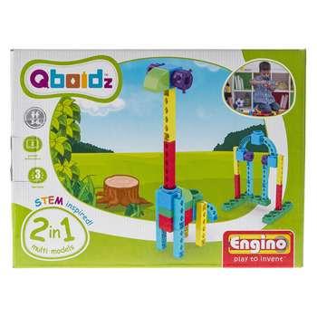 ساختنی انجینو سری Qboidz مدل QB02C