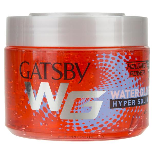 ژل حالت دهنده مو Gatsby مدل Hyper Solid مقدار 300 گرم