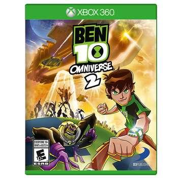 بازی Ben10:Omniverse 2 مخصوص Xbox 360