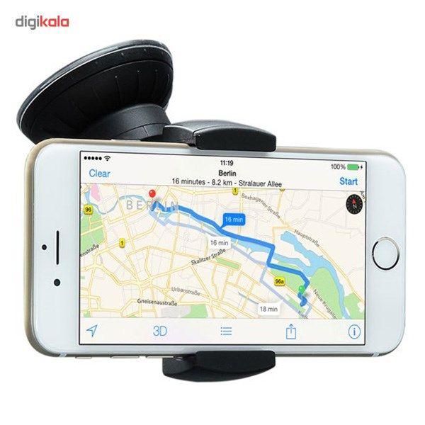 پایه نگهدارنده گوشی جاست موبایل مدل Xtand Go Z1 main 1 4