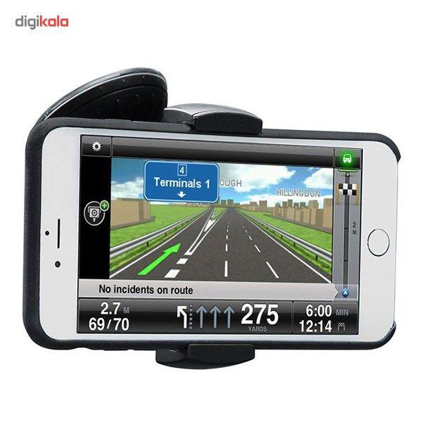 پایه نگهدارنده گوشی جاست موبایل مدل Xtand Go Z1 main 1 5