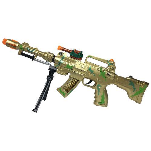 تفنگ اسباب بازی مدل LING